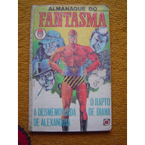 Almanaque Do Fantasma Nº ??? -ed. Rge -
