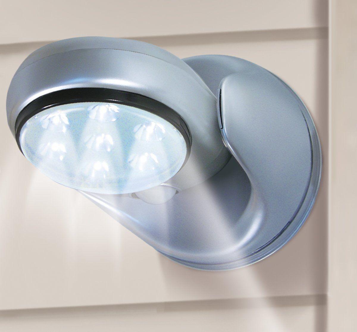 Luminaria de led com sensor de presen a r 24 90 no for Luminarias de exterior led