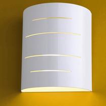 Arandela Ideal 934 P/ Area Externa E Int. E27 Bivolt- Branca
