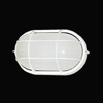 Luminária Tartaruga Pequena Em Alumínio Branco