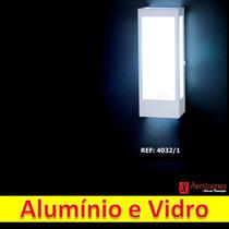 Arandela - Luminária De Parede Interna Externa - Ref 4032/1