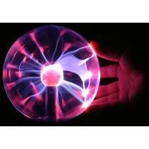 Globo De Plasma - Bola De Cristal - Vários Modelos Promoção