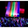 Bastao Luminoso P/ Festa Pista 3 Opçoes De Luz Colorido