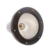 Embutido Solo Lâmpada Par38 Spot Alumínio Vidro Luminaria