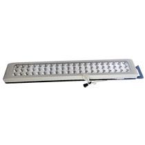 Luminária De Emergência C/ 60 Leds Recarregável Luz Branca