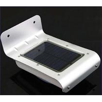 Lâmpada Solar Parede Externa Sensor Movimento Frete Grátis