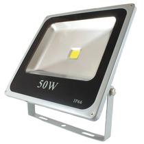Lampada Refletor De Led - Holofote Branco Frio 50w - Bivolt