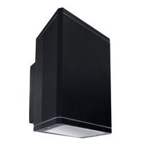 Kit Com 03 Arandelas Uso Externo/interno Alumínio Com Led