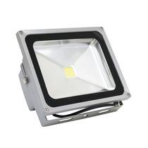 Refletor Led - Holofote Branco Quente 20w Pronta Entrega