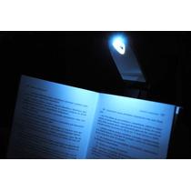 Luminária Led Para Leitura De Livros Portatil Luz Noturna
