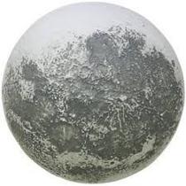 Luminária Lâmpada De Parede Em Formato De Lua