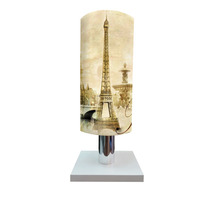 Abajur Personalizado - Paris