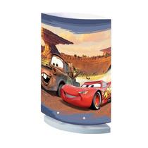 Abajur Oval Mix Bivolt Carros Disney Original Startec
