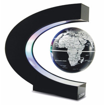 Globo Terra Flutuante Gravitacional Decorativo De Mesa