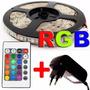 Fita Led 5m Ultra Rgb 5050 Prova D