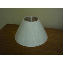 Cúpula Para Abajur,luminárias, Pendente,lustre,conica10x25