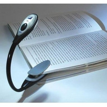 Luminária De Led Com Clip Leitura De Livros