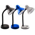 Luminária Flexível De Mesa - Viking - P/ Escritório E Estudo