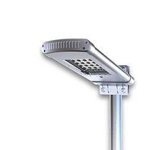 Luminária Solar Integrada Para Postes 2 A 3 Metros