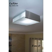 Lustre Luminária Cozinha Ilumina Bem Combo Kit Com 03 Peças