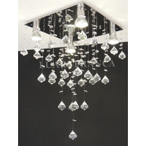Lustres De Cristal Acrílico Com 33 Pêndulos Preço De Fabrica
