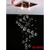 Lustres Em Cristal Asfour Preço De Fabrica Com As Lâmpadas!