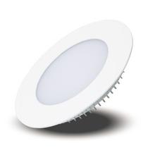 Kit Com 10 Luminaria Embutir Led Spot Plafon Redonda 18w