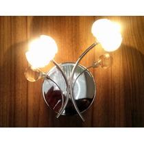 Arandela Cremona C/2lamp.