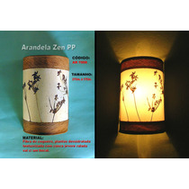 Arandela - Zen 7008 - Tipo Japonesa