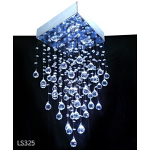 Lustre De Cristal Importado 49 Bolas Base 30x30
