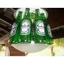 Lustre Decorativo Heineken - Incrível P/ Restaurante E Bar