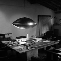 Luminária Lustre De Teto - Catellani & Smith - Malagola
