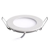 Painel Plafon 18w Luminaria Led Embutir Ultra Slim C/garanti
