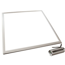 Painel Led 40w Ultra Slim Plafon Luminaria Embutir 60x60cm