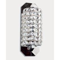 Arandela Cristal - Lustre Sala - Luminária Quarto - Parede
