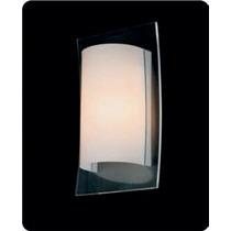 Arandela Acrílico Cristal Lustre Sala Luminária Quarto