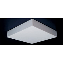 Plafon Acrílico Quadrado 40x40 Para Sala - Luminária Cozinha