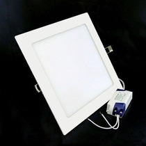 Painel Plafon Luminária De Embutir Led Ultra Slim 32w 7000 K