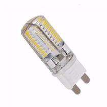 Lâmpada Led Halopim G9 Lustres Pendentes 3w 110v Branca Fria