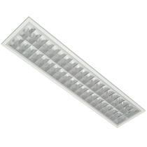 Luminária Embutir Completa Tubular T5 Reator E Lâmpada Ax