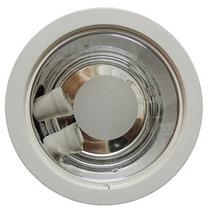 Luminaria Emc Iluminação De Embutir Redonda 2xe27