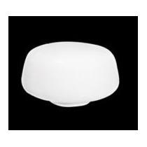 Globo Drops De Vidro Boca 10 P/ Iluminação Leitoso (branco)
