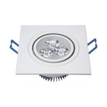 Kit Spot Quadrado 3w - Rv Iluminacao