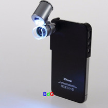 Conta-fios 60x + Leds + Adaptador Para Iphone 4 4s Bx