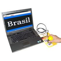 Lupa Eletrônica Bolinha - Mac Lupa 4.2 - Baixa Visão - T.a.