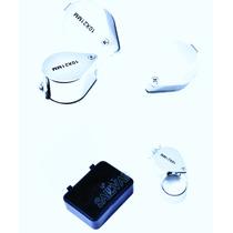 Mini Lupa Microscópio Lupa Bolso Led 10x 21 Mmfrete Grátis