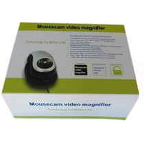 Lupa Eletronica Digital Para Pessoas Com Baixa Visao Id1983
