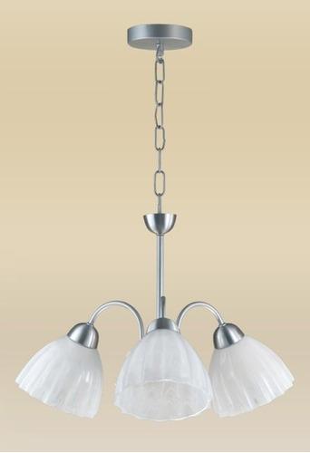 lustre vidro alabastro branco alum nio escovado 49 made. Black Bedroom Furniture Sets. Home Design Ideas