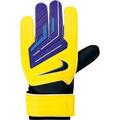 Luvas De Goleiro Nike Gk Amarela E Roxa Tam 7