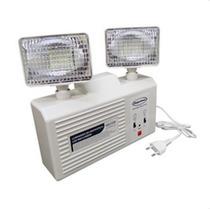 Bloco Autonomo Bivolt Led 960 Lumens C/ Bateria